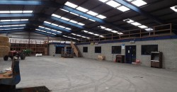 Warehouse & Yard – 40 Greencastle Road, Kilkeel