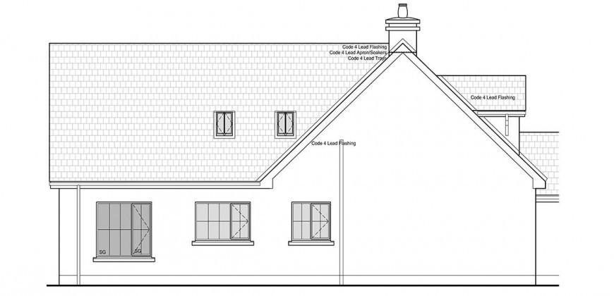 New Build at Main Road, Ballymartin