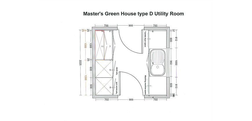 NEW DEVELOPMENTS – House Type D