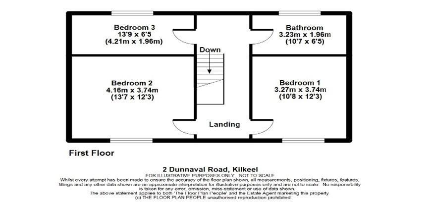 2 Dunnaval Road, Kilkeel, BT34 4JT