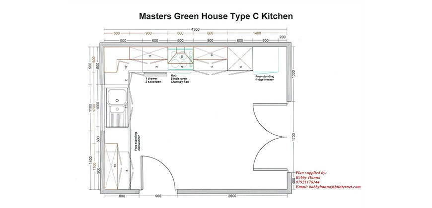 NEW DEVELOPMENTS – House Type C